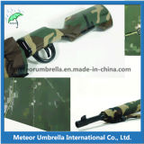 Spezielle Tarnung-Schädliche Muster-Gewehr-Form-automatischer Golf-Jagd-Regenschirm
