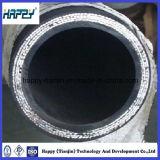 Manguito de goma hidráulico del refuerzo resistente del alambre de acero del Cuatro-Espiral
