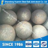 新製品の鉱山の弛みのボールミルのための造られた鋼鉄粉砕の球