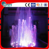 Fontaine d'eau extérieure de musique de la Chine petite