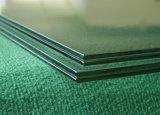 Espesor de 3 mm-19 mm de alta calidad Tragaluz de cristal templado laminado con Ce