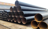 Tubo d'acciaio LSAW, tubo saldato X52 di api 5L Psl1, tubo d'acciaio di LSAW X56
