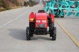 De Chinese Kleine 40HP Tractor met 4 wielen van Waw Agriculturel voor Verkoop