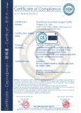Сертификат Ce усовика хайвея Кита стальной