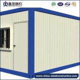 Chambre confortable paisible de conteneur de maison de campagne (maison de conteneur)
