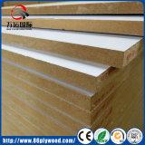 panneaux en bois de mélamine de texture de panneau de particules de forces de défense principale de 18mm