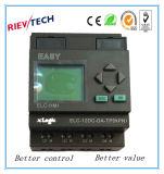 Relé programável para o controle inteligente (ELC-12DC-DA-TP-HMI)