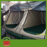 2 Laddersの2部屋Rt02 Soft Roof Top Tent