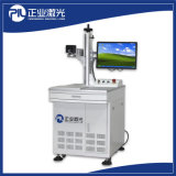 Máquina de alta velocidad de la marca del laser del CO2 para los componentes de cuero/electrónicos