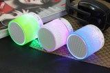 Bluetoothの小型スピーカー、LEDを持つBluetoothの無線ステレオスピーカー