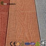 Im Freien Rotholz-UVwiderstandzusammengesetzte Decking-Lieferanten China
