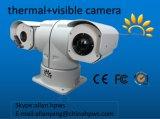 Imager van de Lange Waaier van de dubbel-Sensor van de Vorm van de scanner Multifunctionele T Infrarode Thermische Camera
