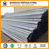 Tubo de acero soldado del transporte de la estructura del negro de carbón con grandes calidad y servicio