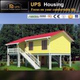 Легкий панельный дом строения и Rebuild быстро собирая для в реальном маштабе времени