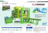 Máquina hueco automática del bloque del ladrillo Qt6-15 para la empresa de la construcción
