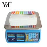 昇進の熱い販売の虹カラー方法キャンバスの化粧品袋
