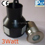 Mini3w LED Inground Plattform-Licht (JP82012)