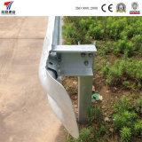Barriera d'acciaio per sicurezza stradale