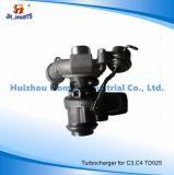 Turbocompressor voor Citroën/Doorwaadbare plaats DV6b DV6ated4 Td02 Td025 49173-07508 9682881780