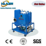 Máquina usada vácuo da purificação do óleo isolante de único estágio do SVP