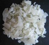 Hidróxido de potássio branco do floco 95% da pureza elevada