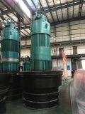 Bomba axial da alta qualidade e misturada submergível para a drenagem e o tratamento da água