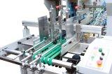 Máquina de papel de Gluer de la carpeta del rectángulo de la impresión Xcs-650