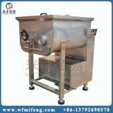 Misturador do vácuo da carne para a fatura da salsicha