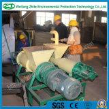 Estrume do estrume animal/máquina de secagem do separador estrume da vaca