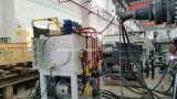 Doppel-Welle 1PSL3410H (Schere) Reißwolf für das Metall, das Industrie aufbereitet