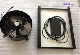 15W 온실 (SN2013013)를 위한 잘 고정된 태양 배출 환기 팬