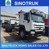 6X4 HOWO 371HP Truck Chassis Cargo Truck pour l'Ethiopie