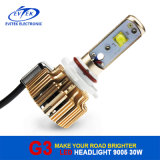 2016極度のBright Car LED Headlight H1 H3 H7 H11 9005 9006 H4 H13 9004 9007 12 Months Warranty Fastの郵送物
