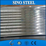 Z120 galvanisiertes gewölbtes Stahlblech G550 für Zwischenlage-Panel