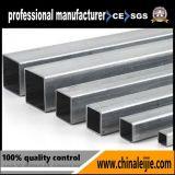 Pipe sans joint carrée de l'acier inoxydable 304