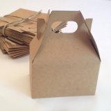 Pequeñas cajas de regalo para el té del café Vino y el embalaje de alimentos