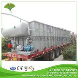 Máquina disuelta DAF de la flotación de aire para el tratamiento de aguas residuales industriales