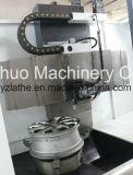 Lathe CNC колеса ремонта оправы сплава вертикальный