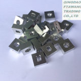 Personnaliser les pièces en laiton de commande numérique par ordinateur, acier inoxydable de précision/partie de usinage en laiton