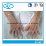 Duidelijke Beschikbare HDPE Handschoenen voor Voedsel