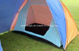 Grande spazio 1 di campeggio impermeabile più la tenda di campeggio della spiaggia delle 2 stanze