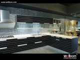 Welbom New Design Plywood Kitchen Cabinet