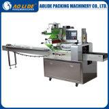 Machine de Wrappping de flux de machine à emballer de sachet