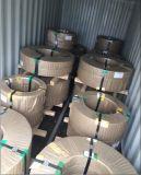 Tiras de acero inoxidable laminadas en frío (430 BA con papel)