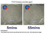 Vermindert de Concrete Afgelopen Vloeibaarheid van de verhoging en het Aftappen Concrete Superplasticizer