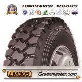 Reifen 12.00r20 12.00r24 315/80r22.5 385/65r22.5 des Longmarch LKW-Reifen-TBR
