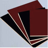 La base articulada dedo Brown/Flm rojo del álamo hizo frente a la madera contrachapada