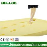 Le professionnel d'OEM exporte la mousse de mémoire de massage de matelas
