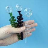 Accessori di fumo di vetro per i tubi di acqua
