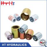 Hydraulische Schlauch-Stahlscheibe der CNC-Maschinen-R1 R2 R4 R13